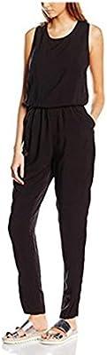 Only Onlnova S/L Jumpsuit Solid Vis Wvn, Mono para Mujer