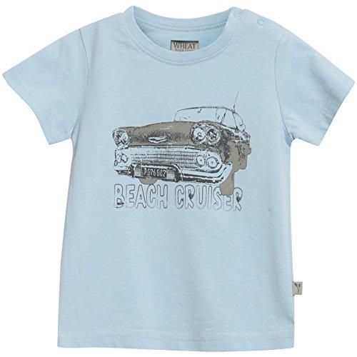 Shirt Beach Cruiser Bio-Baumwolle, Blau (Dove 1206) 62 (Herstellergröße:3m) ()
