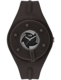 amazon co uk thin watches watches storm men s cam x black watch 47059 bk shuter