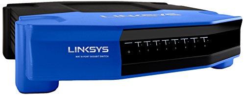 Linksys SE4008-EJ Gigabit Switch (8-Port)