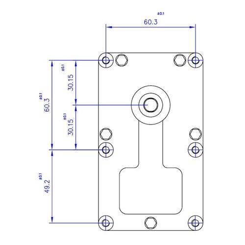 Zoom IMG-2 motoriduttore per stufa a pellet