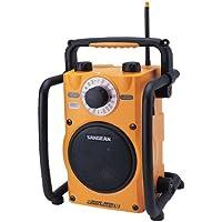Sangean U1 Portable - Radio (Portátil, AM, FM, 7 W, 4.244 kg, 260 x 250 x 370 mm)