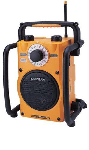 Preisvergleich Produktbild Sangean U1 Ultra Rugged Radio (FM/AM-Stereo, LED)