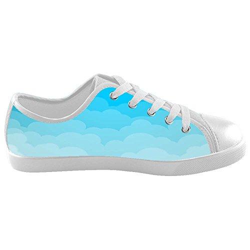Shoes Footwear Dalliy Blaue Wolken Schuhe Kids Sneakers Canvas A pZwaIqYw