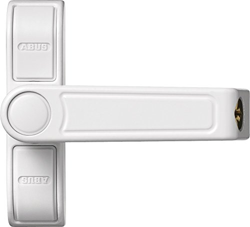 ABUS Fenster-Zusatzschloss 2510 gleichschließend, weiß, 31755