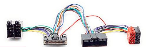 carav 12-240ISO Radio Adapter für Ford 2011+ (wählen Sie Modelle)/Land Rover 2011+ (Modelle) Draht Verkabelung Anschluss führen Loom Kabel Plug Adapter Stereo Car Stereo Wire Adapter
