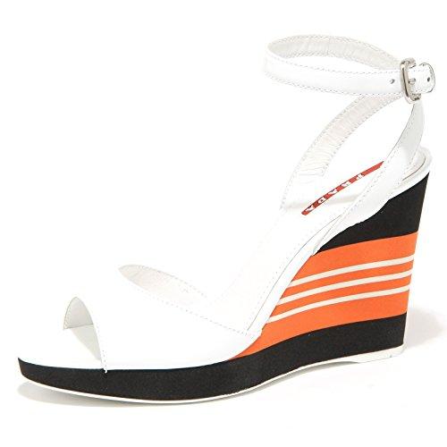 Prada 53340 Sandalo Zeppa Sport Scarpa Donna Shoes Women [37]