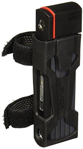 ABUS 5700 Ugrip Bordo Faltschloss, Black, 11273 - 2