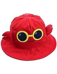 Baby Boy Sombrero para Actividades Al Aire Libre Anti-Antideslizante  Sombrero De Pescador Sombrero Suave 4b3708c5721