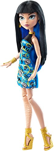 Image of Monster High DNV68 Cleo De Nile Doll