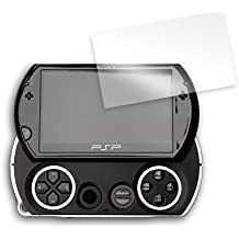 Protector de pantalla para Sony PSP Go (PSP-N1000 / PSP-N1004) (transparente)