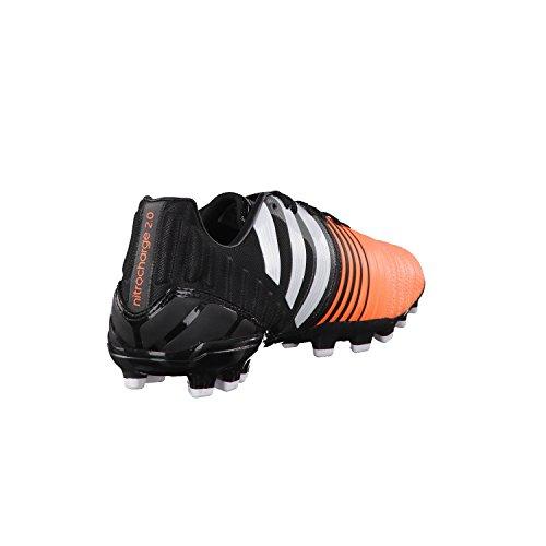 Calcio Multicolor bianco Da Scarpe arancio Flash Uomo Nero Per Adidas Arancio nero Bianco qwSREf