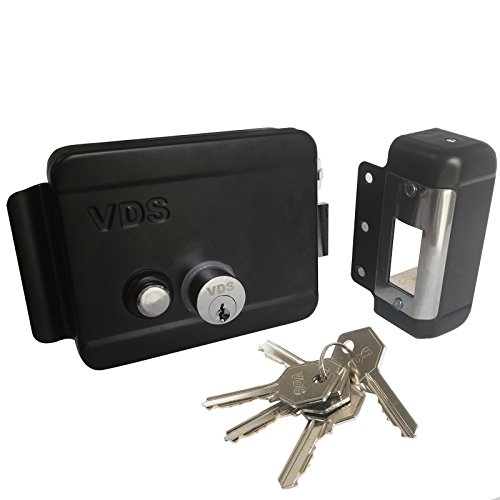 Cerradura eléctrica Cancela elettroserratura VDS de puerta izquierda
