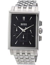 Hugo Boss Herren-Armbanduhr Chronograph Quarz Edelstahl 1512873