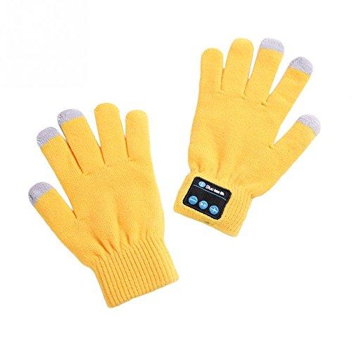 HMILYDYK Bluetooth pantalla táctil guantes invierno
