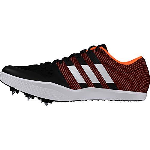 397300a0c adidas Adizero Long Jump, Scarpe da Atletica Leggera Uomo, Bianco  Ftwwht/Cblack/