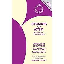 Reflections for Advent 2017: 27 November - 23 December 2017