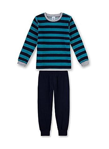 Sanetta Jungen Zweiteiliger Schlafanzug 231990 Türkis (Petrol 50243), 140