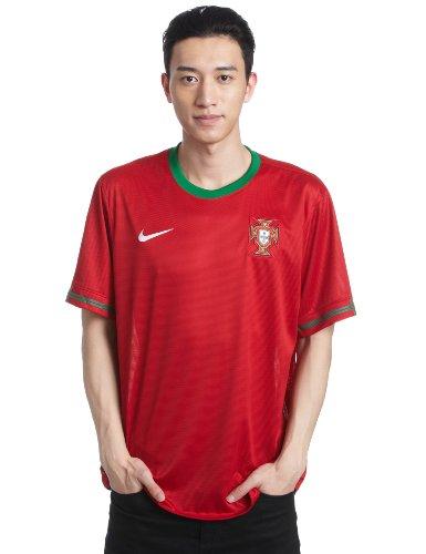 Nike Portugal Trikot 447883 Rot 638 Größe S M L XL XXL, Farbe:rot;Textilien Größen:L