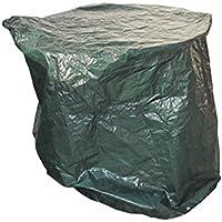 Silverline 109443 - Funda protectora para mesa redonda (1.250 x 810 mm)
