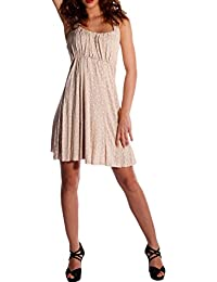Damen Träger Sommerkleid
