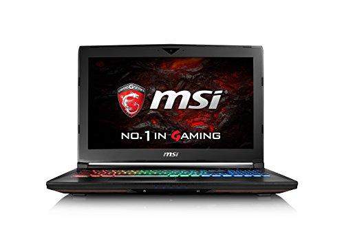 "416nMnM PVL - MSI GT83VR 6RF ""Titan SLI"" FHD Gaming Notebook (Black)"