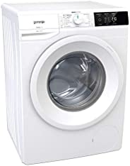 Gorenje WE843 8 Kg Fully Automatic Front Load Washing Machine, 16 Programs, Wave Drum and Self Cleaning Progra