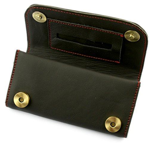 Leder-Accessoires - ideal fürs Büro, Freizeit, Urlaub - handgefertigt (Pfeifen-Tasche)