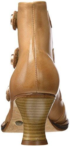 Neosens S867 Restored Skin Wood Rococo, Bottes Classiques Femme Beige (Wood)