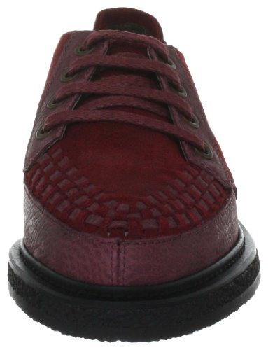 Xyxyx Loafer XY22022, Chaussures montantes femme Rouge-TR-F4-105