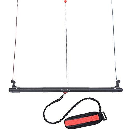 Skymonkey Trainer Control Bar Trainerbar & Lenkbar für Vierleiner (60cm) / Passend für: alle 4-Leiner Lenkmatten, Lenkdrachen & Kites
