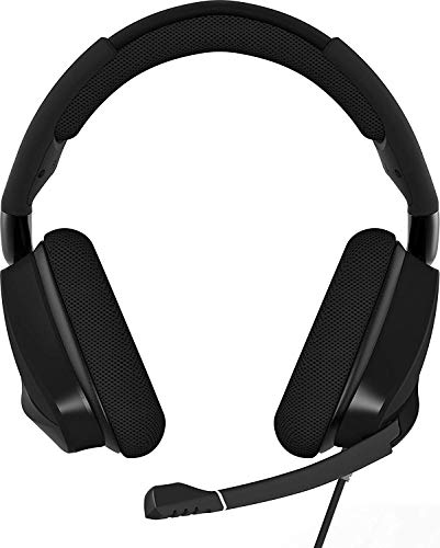 Corsair Void PRO RGB USB Gaming Headset (PC, USB, Dolby 7.1) schwarz, Farbe:Carbonschwarz, Serie:USB
