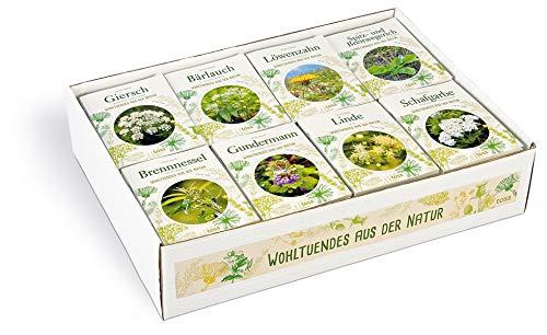 Wildpflanzen-Display: Wohltuendes aus der Natur - 96 Büchlein im Taschenformat