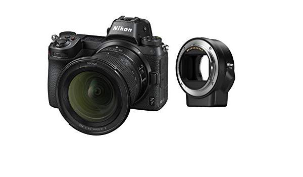 Nikon Z 7 Spiegellose Vollformat Kamera Mit Nikon 14 30 Kamera