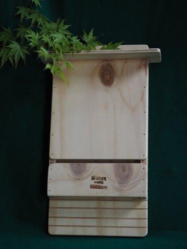 Novità, Bat Box professionale da parete Blitzen made in Italy 100%