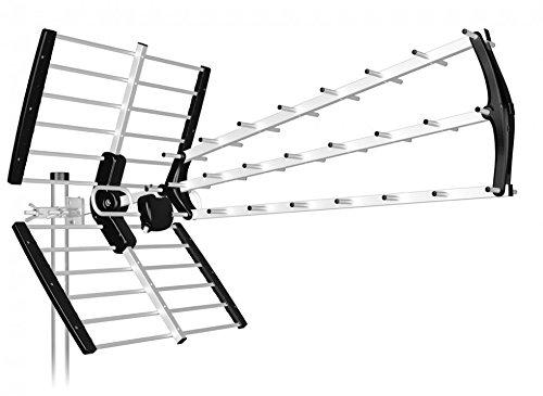 Antena TDT LTE alta ganancia 18dB BKM
