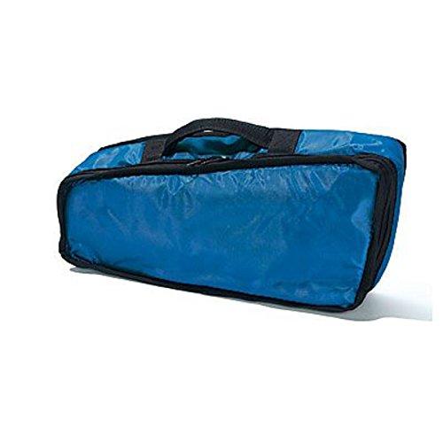 Tasche für Sopran-Glockenspiel, blau (Länge Taschen)