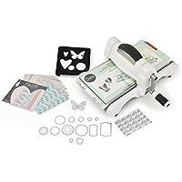 Sizzix 661545 Big Shot Kit de démarrage scrapbooking machine de découpe et gaufrage - 42 x 30 x 24 cm