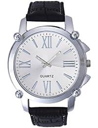 timelyo® Abschlussballkleid Herrenuhr Quartz Watch Replica Geschenk Geburtstag Schmuckstück Modus Zifferblatt Grau