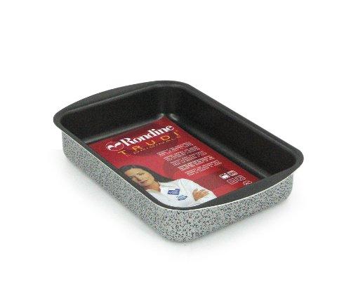 Trudi - Plat à lasagnes rectangulaire cm. 35 anti-adhésif