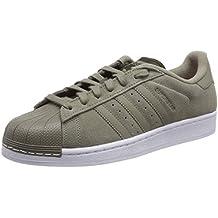 online retailer 5d35f 40d06 adidas Superstar W, Zapatillas de Deporte para Mujer
