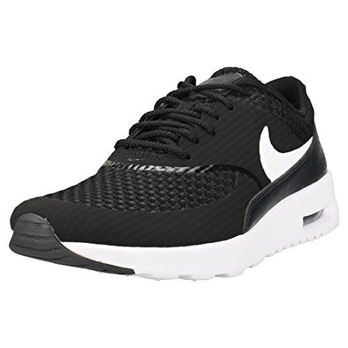Nike Damen WMNS AIR MAX THEA Premium Traillaufschuhe, Schwarz (Nero/Bianco/Anthracite 024), 39 EU
