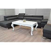 suchergebnis auf f r couchtisch barock wei. Black Bedroom Furniture Sets. Home Design Ideas