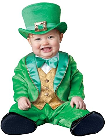 Lil Leprechaun Infant Costume 0-6 Months