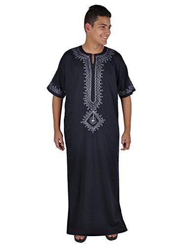 b51936e1d3d38e Egypt Bazar - Camisa casual - para hombre azul XXXXXXL