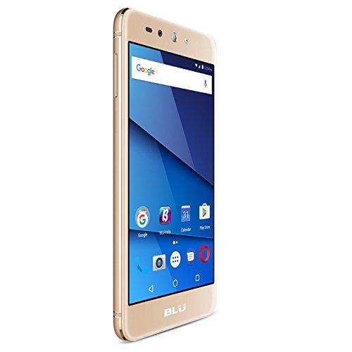BLU Grand X LTE -SIM freies Smartphone -Gold