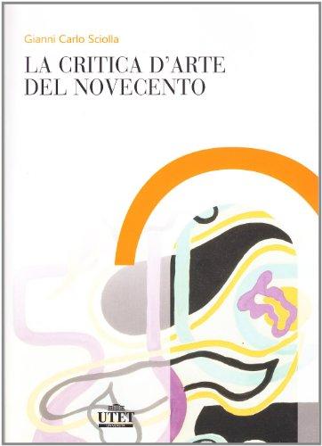 La critica d'arte del Novecento