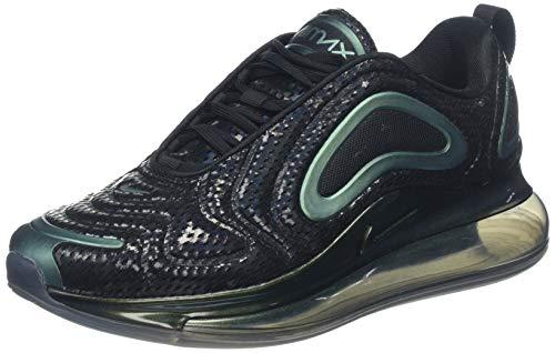 Nike Air MAX 720, Zapatillas para Hombre, Negro Black Ao2924-003, 44 EU