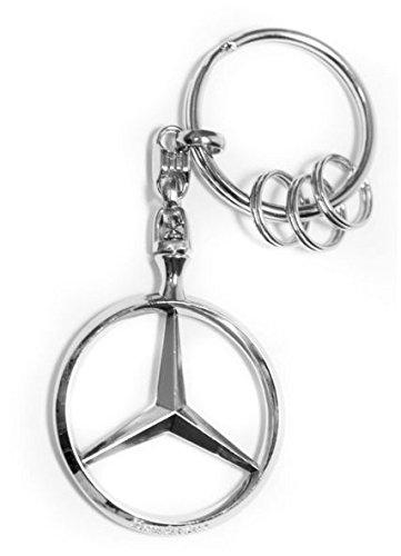 Mercedes-Benz - Llavero, Color Metalizado