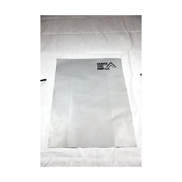 Heat protection Mat for portable Wood-burner stoves. 1